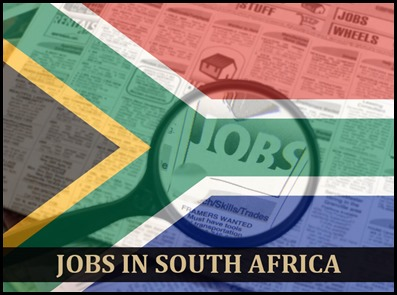 How to find Jobs in South Africa
