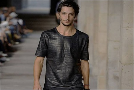 Hermes Croc T-Shirt