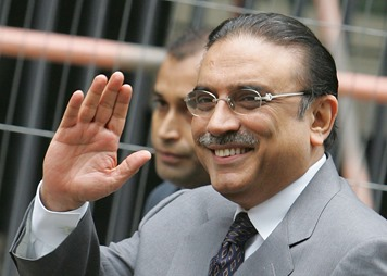 Asif Ali Zardari Richest Pakistani