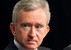 Bernard Arnault richest person