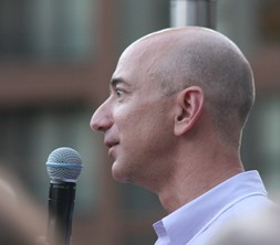 Jeff Bezos Richest Businessman