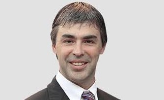 Larry page phd