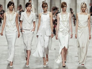 Chanel popular clothing brand