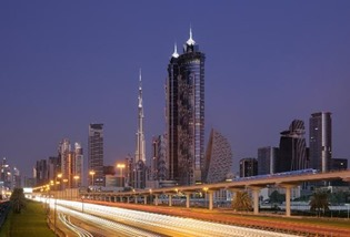 JW Marriott Marquis Hotel place to enjoy in Dubai