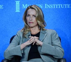 Lauren Powell Jobs richest female 2014