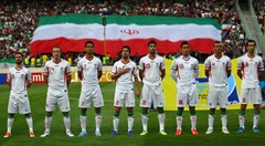 Middle East Representation Fact Why Iran Is the Only Muslim Country to Take Part in FIFA 2014