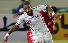 Recruitment of the Players of the Dispersion Iran Turns into the Most Popular Muslim Country in FIFA 2014