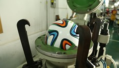 Testing why FIFA Football Was Chosen from Pakistan's Sports Goods Factory