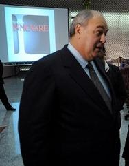 Roberto Marinho Irenaeus Richest Businessman of Brazil in 2014