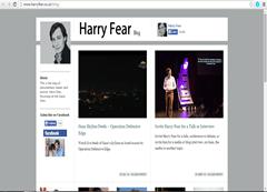 Harry Fear Blog Popular Blogs of Palestine