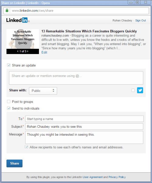 LinkedIn-share-with-individuals