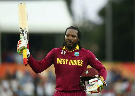 Chris GAyle ICC Player