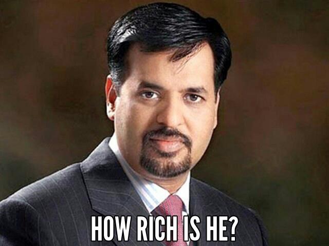 How Rich Is Mustafa Kamal?