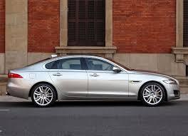 Jaguar XF luxurious cars