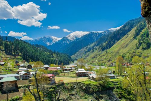 Pakistan's northern areas