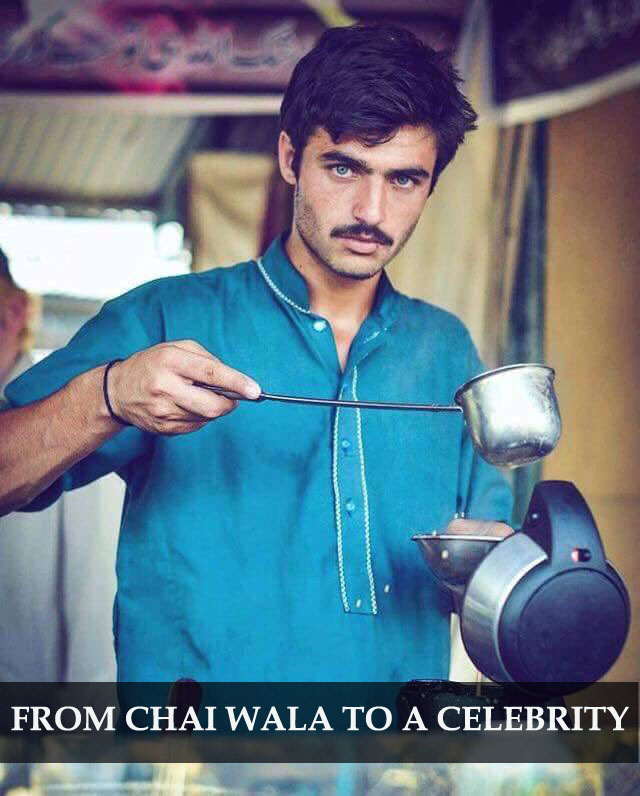 "How a chai wala ""tea maker"" became a celebrity overnight?"