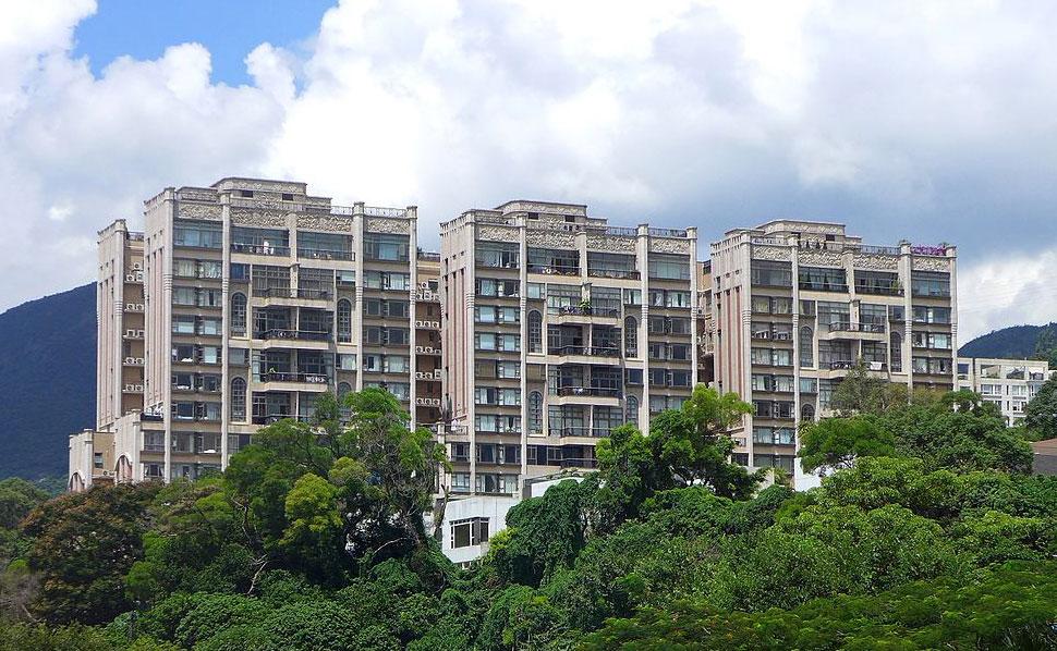 嘉御山 (The Great Hill) - 嘉華地產的香港大圍洋房及分層屋苑項目 | 覓至房