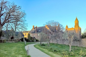 New Quarr Abbey