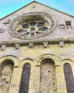 Barfrestone Church