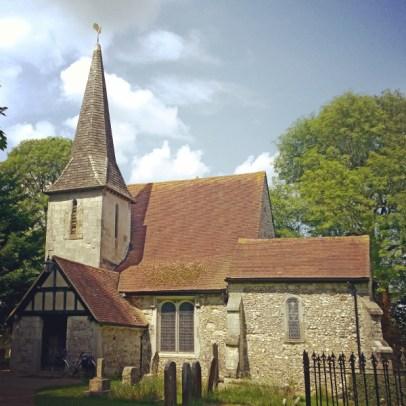 Chaldon Church