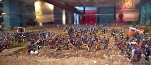 Agincourt in Miniature