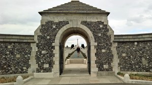 Tyne Cot Gate
