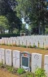 Zuydcoote WWI CWGC Cemetery