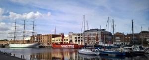 Dunkirk Harbour
