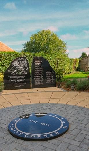 Snowdown Memorial Garden