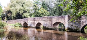 Geddington Bridge