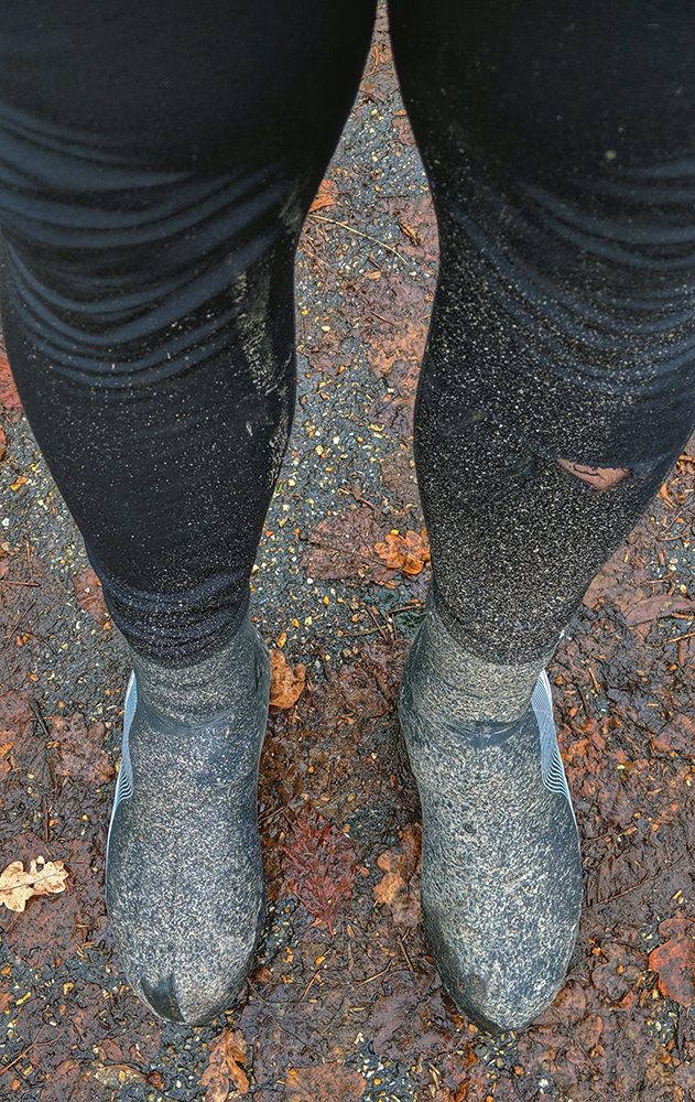 Getting Mucky on the Weald