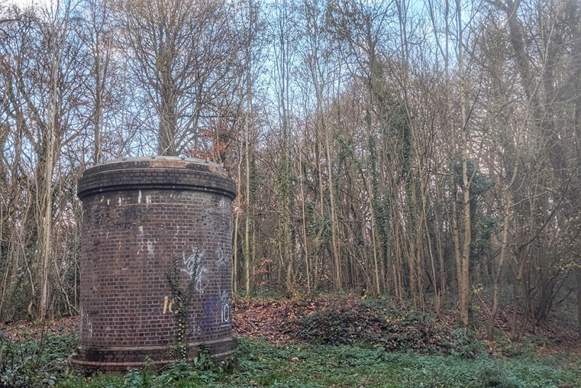 Railway Ventilation Shaft