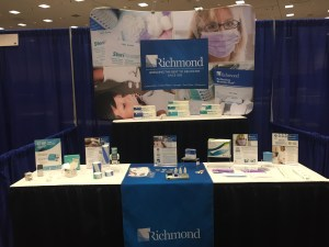 Richmond Dental and Medical attends AADGP 2018 in Las Vegas
