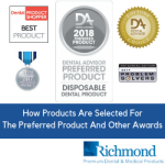 How products are selected for the Preferred Product and other awards