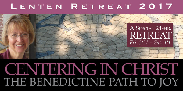24-hr. Lenten Retreat Fri. 3/31 – Sat. 4/1