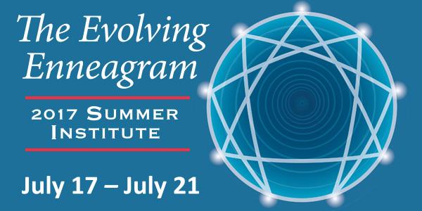 The Evolving Enneagram: July 2017