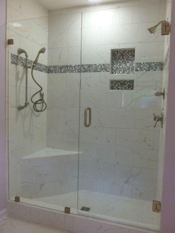 leo lantz Shower Door richmond va