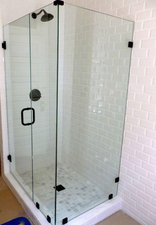 Fan District Frameless Shower Door Richmond Va Rva Shower Door