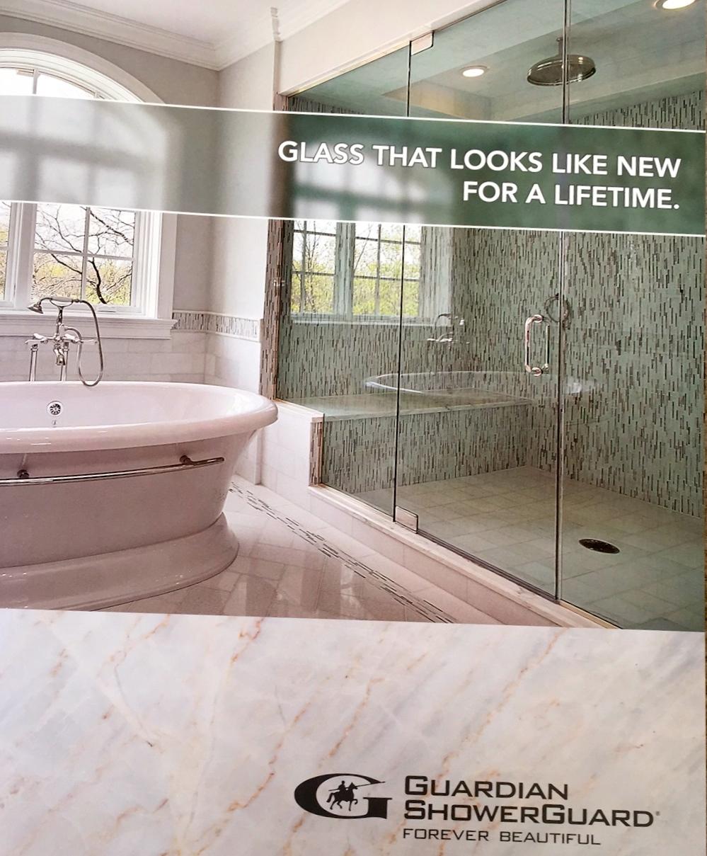 ShowerGuard Glass Authorized Dealer   Frameless Shower Doors   Richmond  Virginia