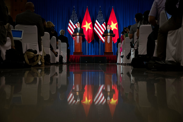 Why Lifting Vietnam's Arms Embargo is a Smart Choice for the United States