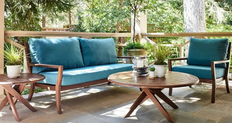 7 hot outdoor furniture trends in the