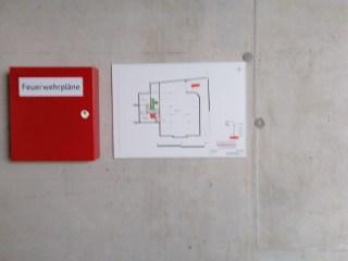 Feuerwehr & Brandschutz ist wichtig auch bei Wohnbauten