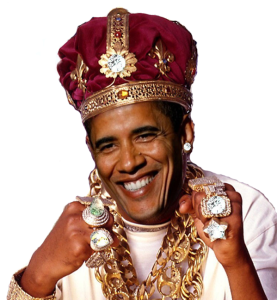 Imperial-King-Obama-