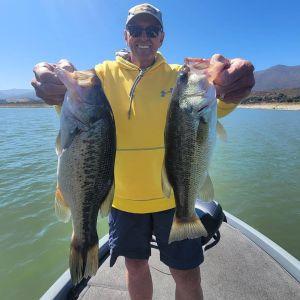 Southern California Bass Fishing Guide's Report 08/05/2021