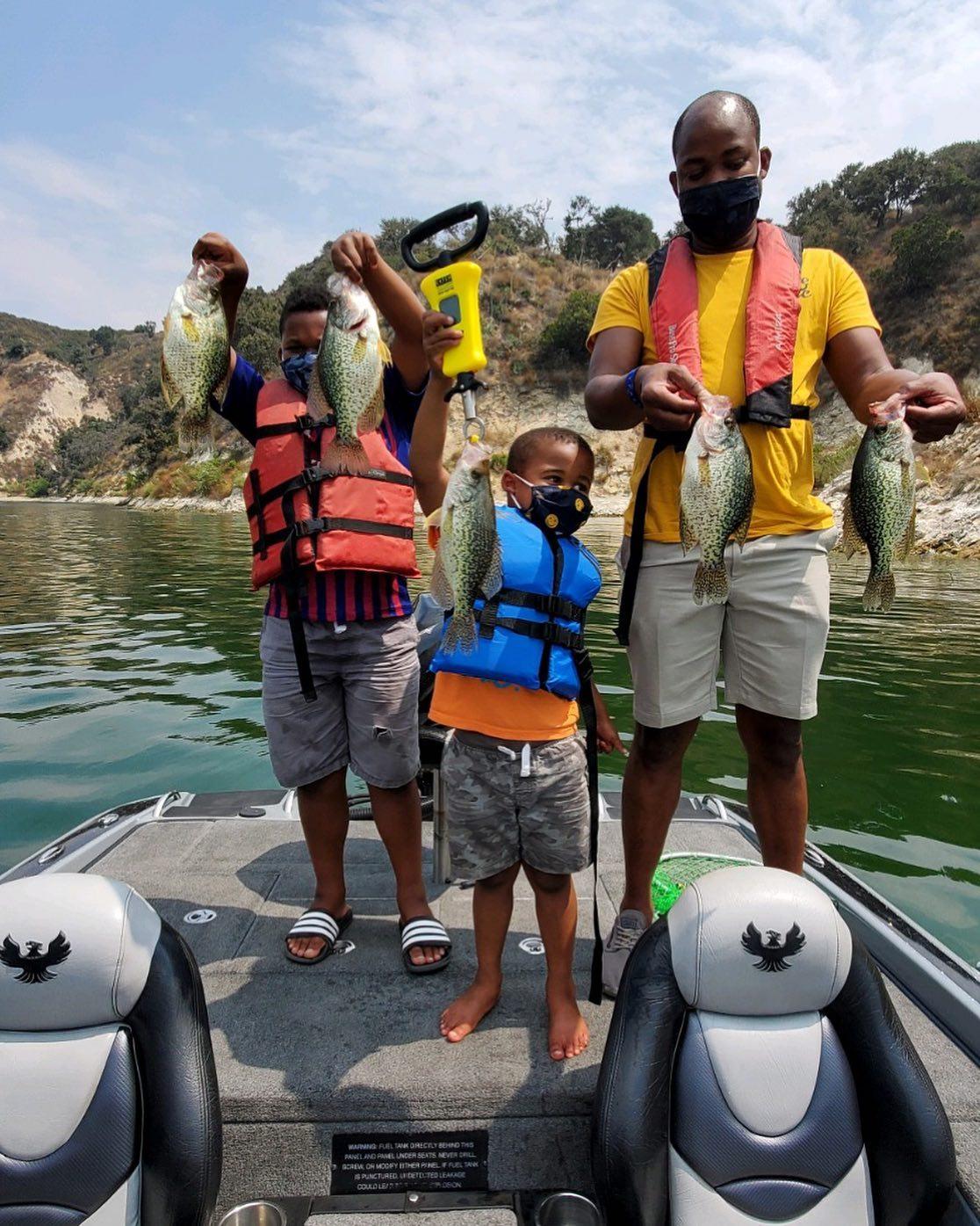 Southern California Bass Fishing Guide's Report 08/25/2020