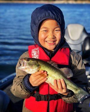 Southern California Bass Fishing Guide's Report 01/18/2021