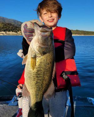 Southern California Bass Fishing Guide's Report 04/02/2021