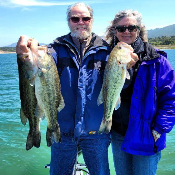 Southern California Bass Fishing Guide's Report 04/15/2021