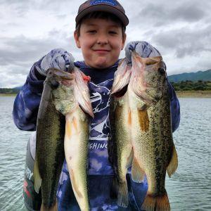 Southern California Bass Fishing Guide's Report 04/25/2021