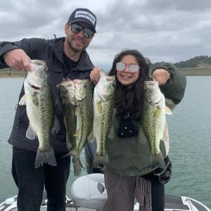 Southern California Bass Fishing Guide's Report 04/24/2021